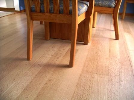 Oak Wide Plank Flooring