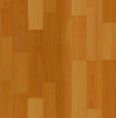 look of shorter floor boards is patchwork-like