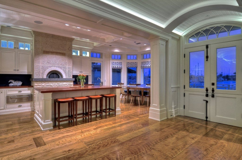 Hull forest products wood floors earn best of houzz award for Award flooring