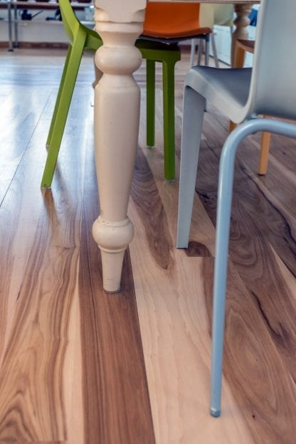 Hickory - Select Grade - Wide Plank Flooring