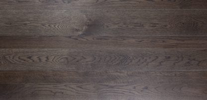 select white oak floor with black wash and Woca oil matte finish