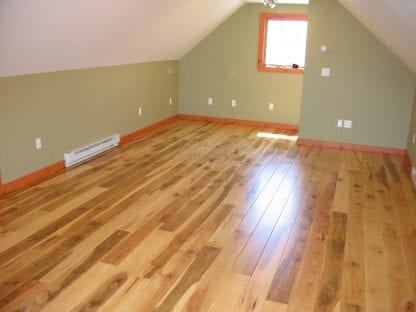 example of a red maple floor