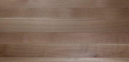 Rift sawn select grade white oak flooring