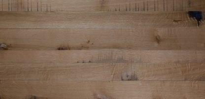 white oak quarter and rift sawn premium grade flooring