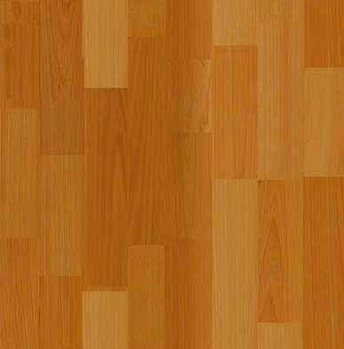 look of shorter floor boards is patchwork-like
