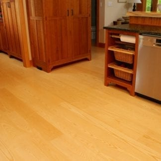 Ash Flooring - Select Grade - Sapwood