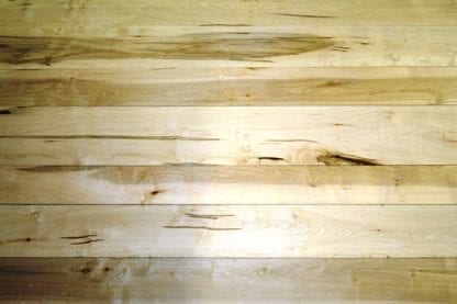 Hard Maple Flooring - Natural Grade