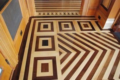Ash Flooring - Rift and Quarter Sawn