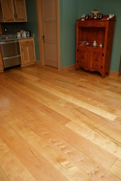 Red Maple Flooring - Premium Grade