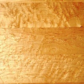Birdseye Maple Wood Floors