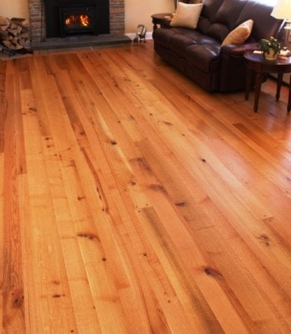 Red Oak - Quarter and Rift Sawn - Natural
