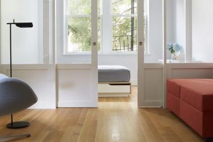 White Oak Flooring - Quartersawn - Select