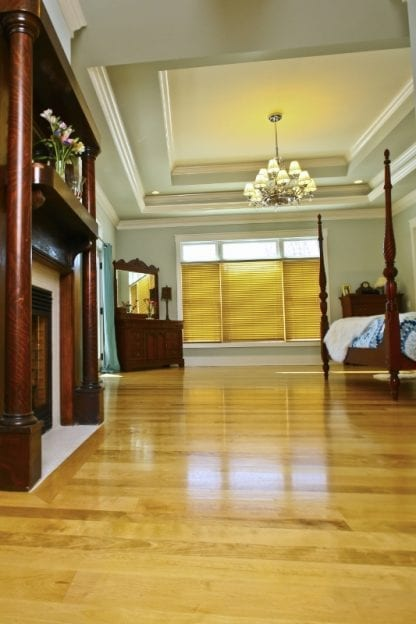 Birch Flooring - Select Sapwood Only