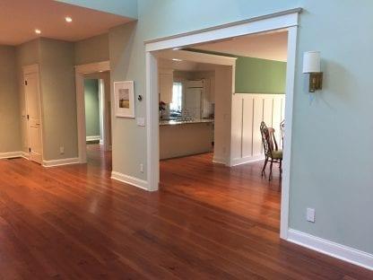Hickory Flooring - Premium Grade