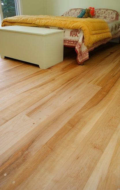 Hard Maple Wide Plank Flooring - Premium Grade
