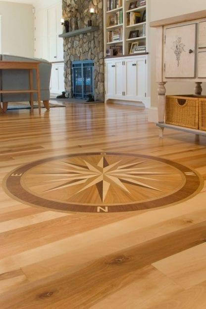 Birch Flooring - Natural Grade