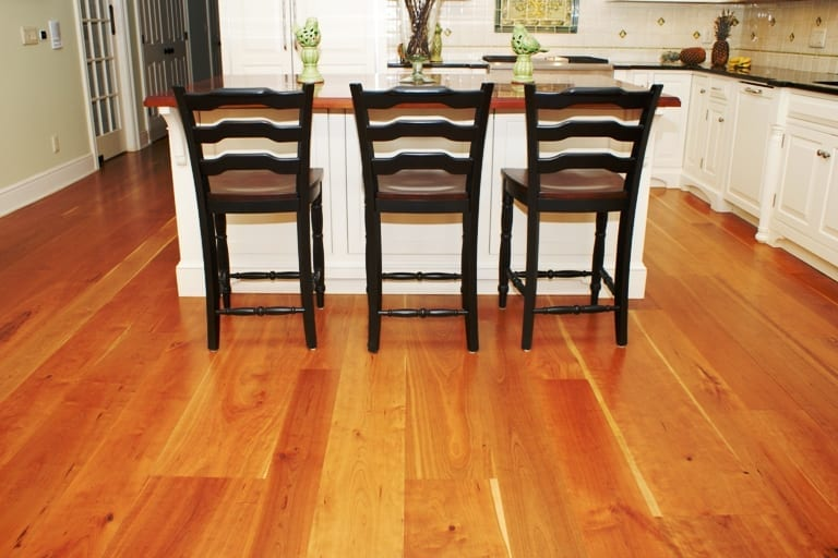 Cherry Wide Plank Floors Natural Grade Mill Direct