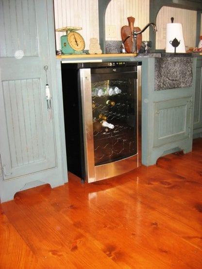 Pine Wide Plank Flooring - Premium Grade