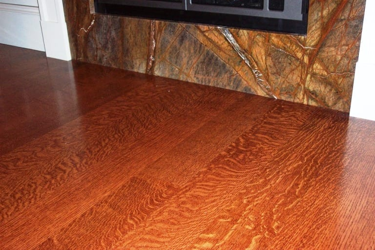 Red Oak Floors Quarter Rift Sawn Select, Quarter Sawn Flooring