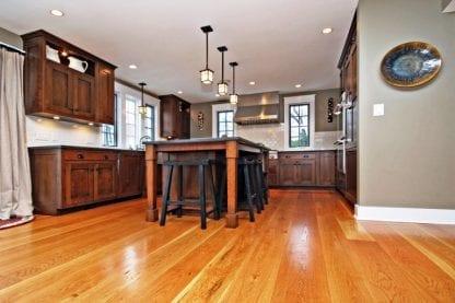 White Oak Flooring - Premium Grade