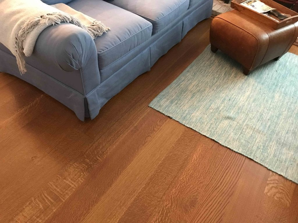 Rift And Quarter Sawn Oak Floors
