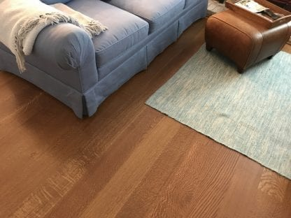 White Oak Flooring - Quartersawn - Select